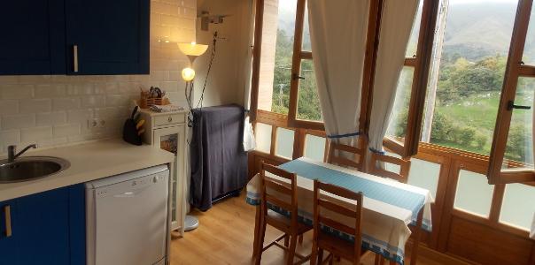 Cocina apartamento Cuera